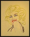 Marilyn, Steel Rod,